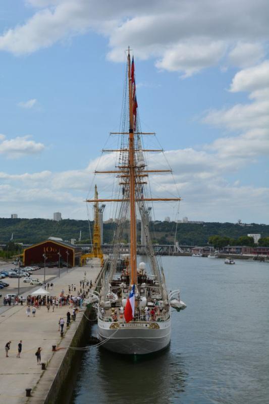 EB Esmeralda de passage à Rouen 202713DSC3614021