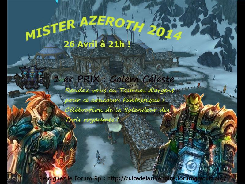 [Event] Mister Azeroth 202950pw7z