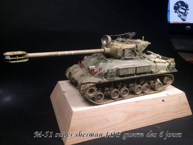 M-51 Super Sherman IDF - Academy 1/35 203096IMG4906