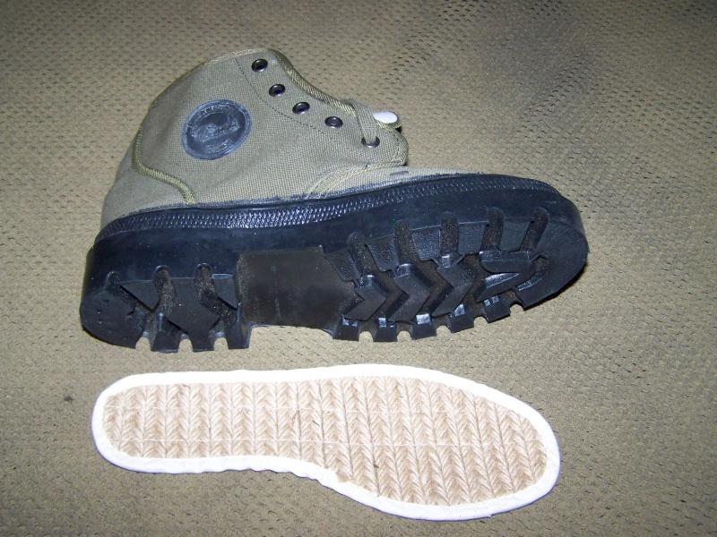 Chaussures de brousse françaises 2034651008652