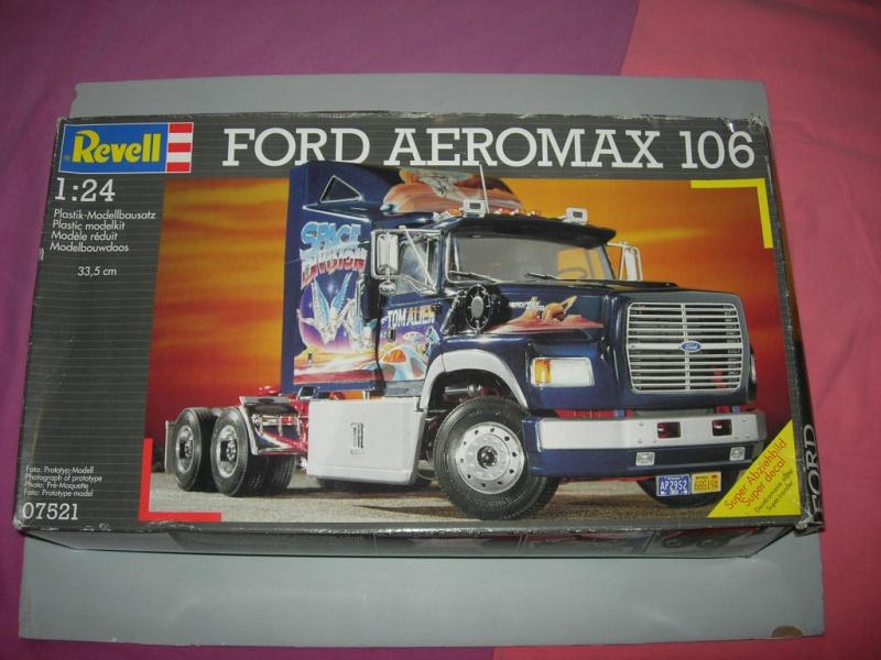Ford Aeromax Revell. 203887DSCN9978