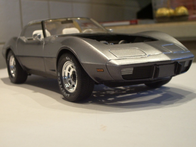 chevrolet corvette 25 th anniversary de 1978 au 1/16 - Page 2 204529IMGP8892