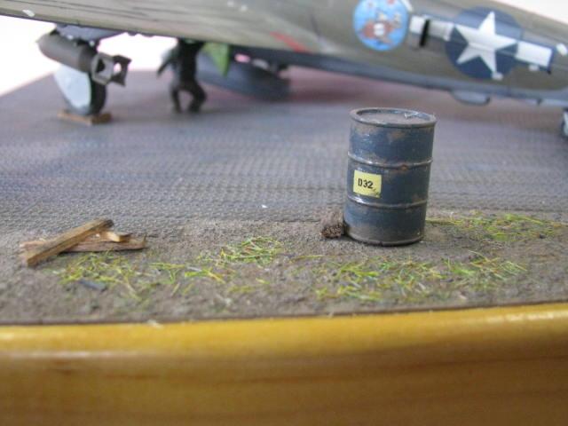 Restauration P-47D Monogram 1/48 .......Terminé!  - Page 2 205672IMG6042