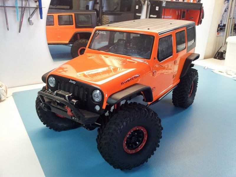 Jeep Wrangler Unlimited Rubicon kit de Marcogti - Page 2 20612811059924102063447513620729150580771141586785n
