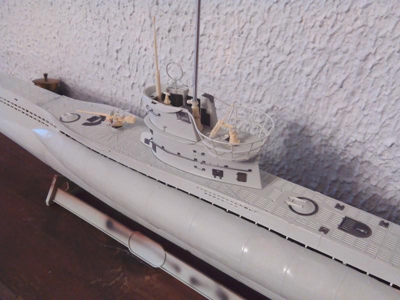 U boat VIIc  Set pe résine Eduard / CMK - Page 2 206240IMG20151115084451