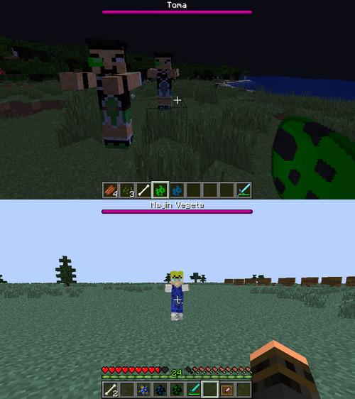 Mod Minecraft RPGDBZ 206279Screen2