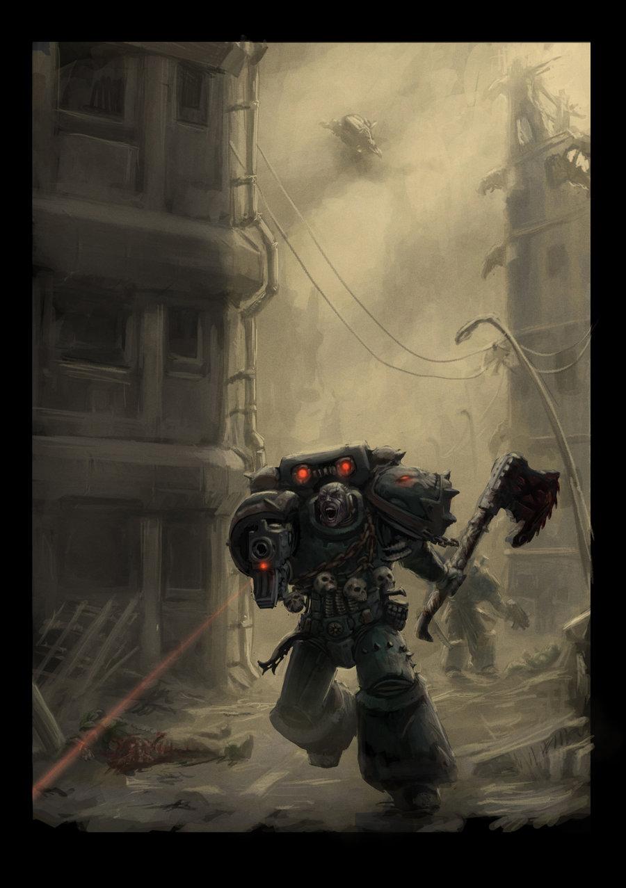 [W40K] Illustrations du Chaos - Page 2 206704chaosspacemarineberzerker2finalcutbyjutamid4g6pz3