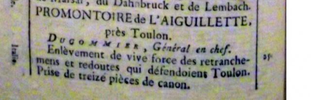 le siège et la prise de Toulon - 1793 207299Sanstitrekm