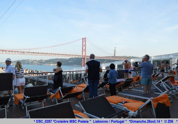 Z06 / C/R MSC.... Poesia 21/10 au 30/10 2014   Gêne Malaga Casablanca Lisbonne Barcelone Marseille 207386DSC0287