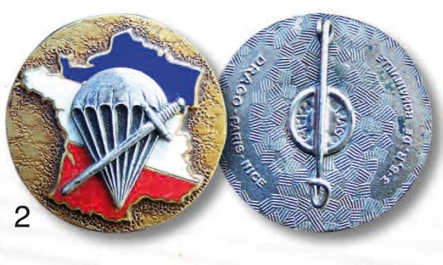 LES INSIGNES DU BATAILLON DE CHOC 1943/1963. 207830DragoRo52