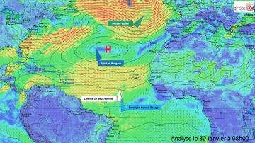 L'Everest des Mers le Vendée Globe 2016 - Page 10 2088551analysemeteoatlantiquenordle30janvier2017r360360