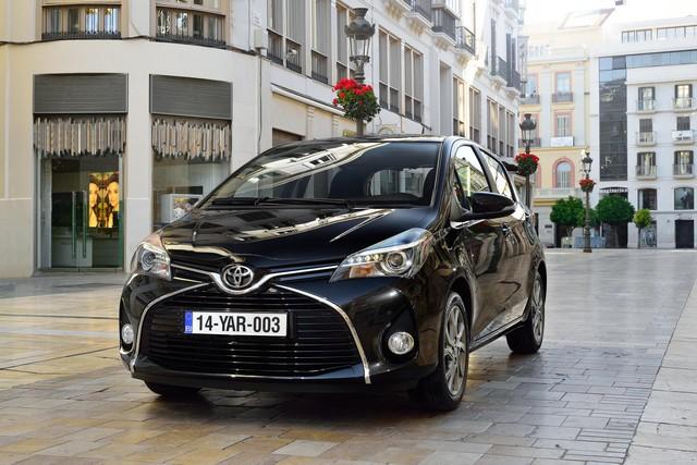 Nouvelle Toyota Yaris 2092192014YARISLOUNGE19