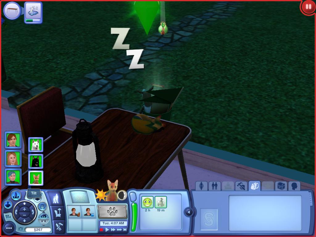 Les Sims ... Avec Kimy ! 209282Kedattpionce