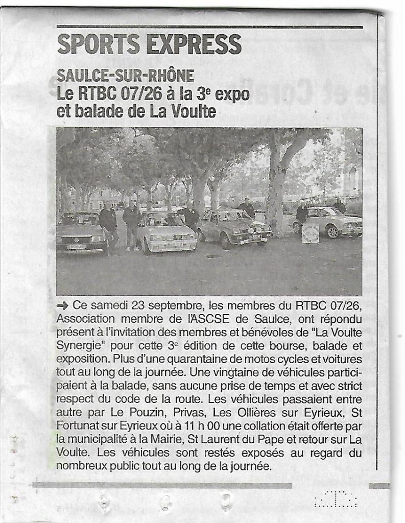 [07] 23/09/2017 - 3ème rassemblement - balade à La Voulte - Page 3 209286DL27092017ExpoLaVoulte