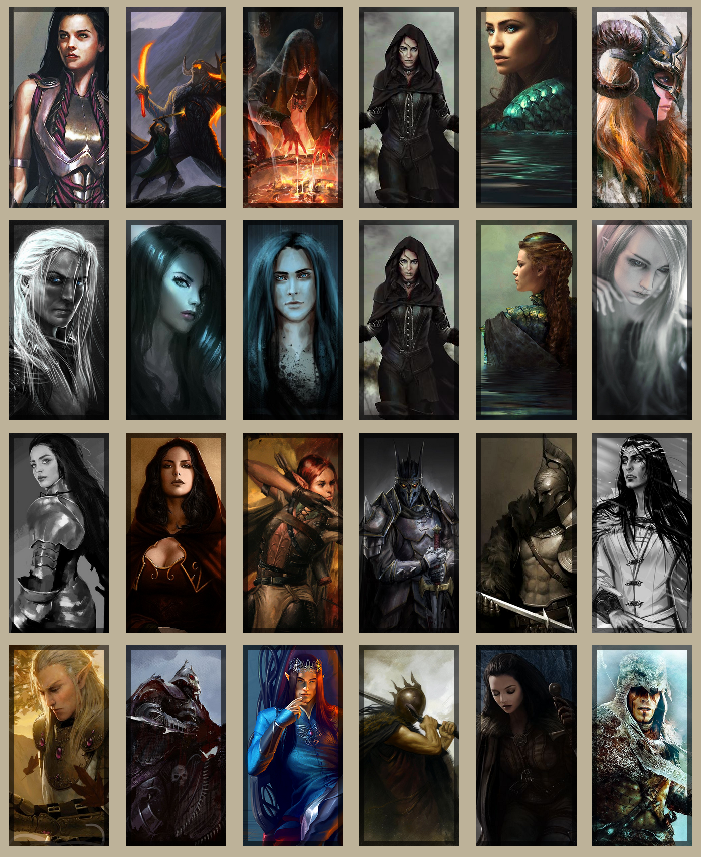 Galerie d'avatars - Inspiration et idées de personnage 210014avatars