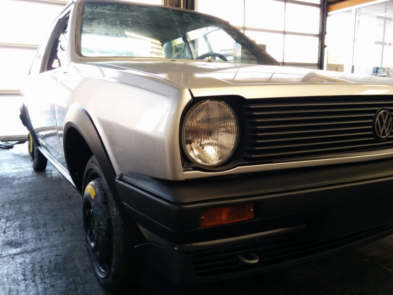 Polo 'Classic' 88  -  Restauration - Page 2 211304IMG20150405115237