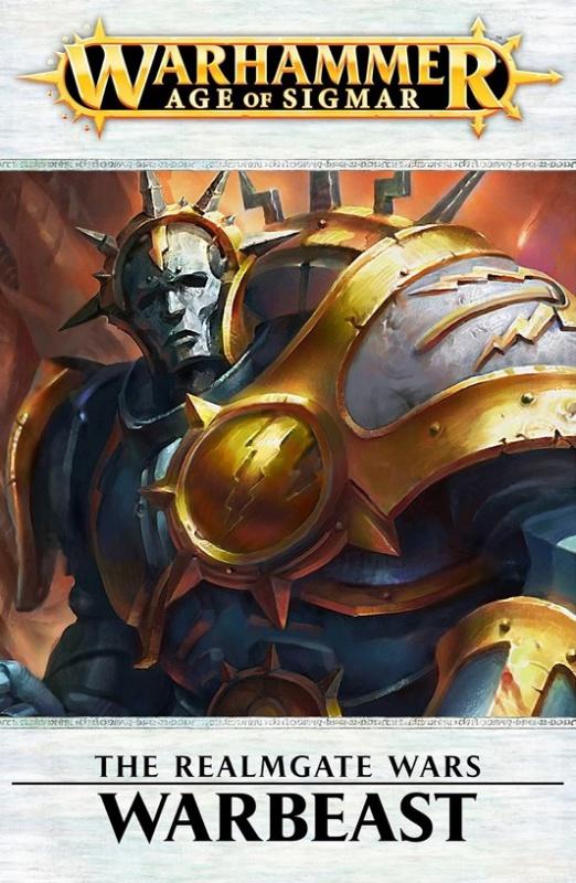 The Realmgate Wars - VI - Warbeast de Gav Thorpe 21137922