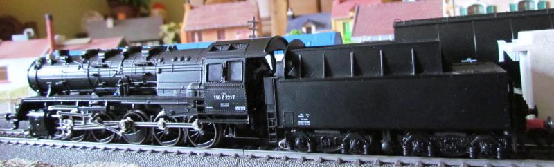 Ma nouvelle vapeur Märklin 211463IMG5680