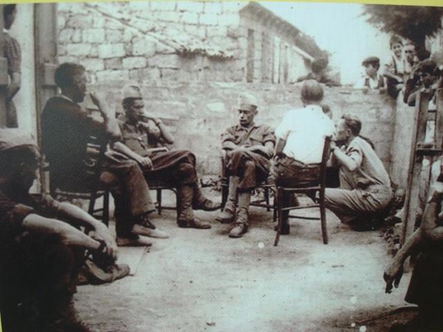 Le Bataillon de Choc 1943/1963. Photos. 211618Michelin