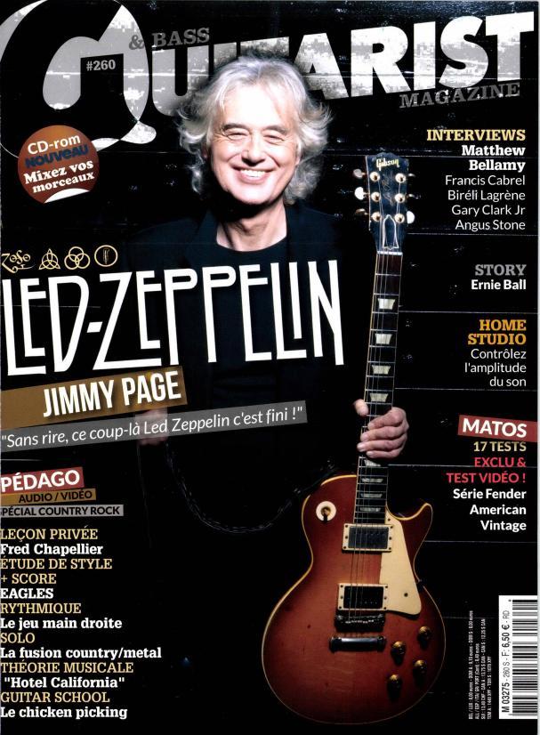 ARTICLES DE PRESSE LED ZEPPELIN - Page 2 212348guitaristbassmagazinen260septembre2012