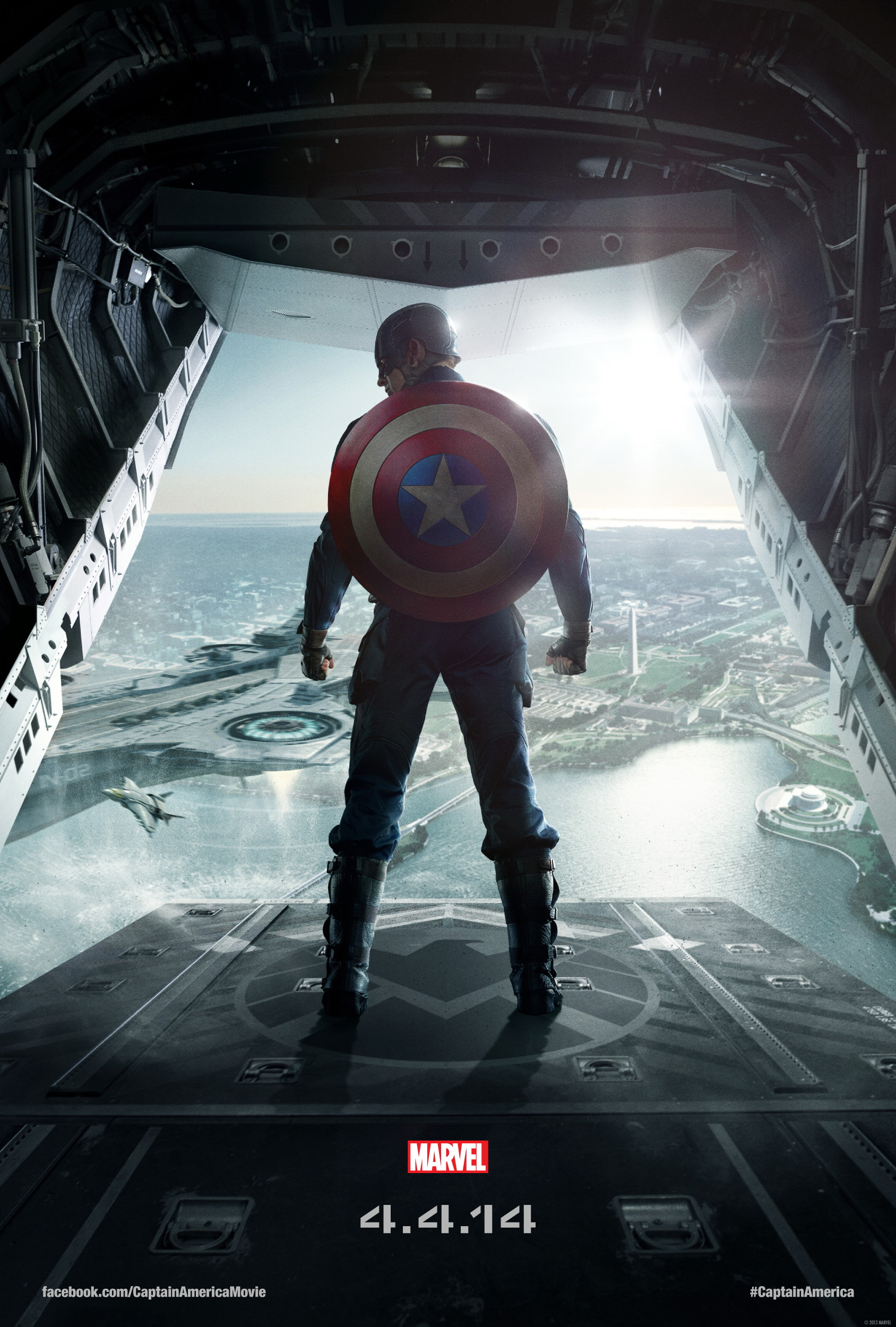 Captain America : The Winter Soldier 212573Posters11