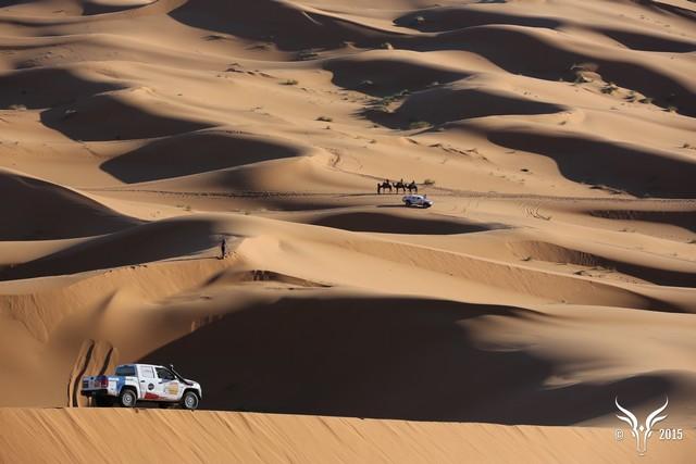 Volkswagen Véhicules utilitaires s'engage dans le 26ème Rallye Aïcha des Gazelles  213023hdrag20150328leg3eri0300372