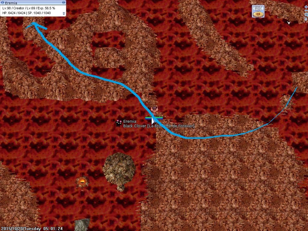 Quête - Pit of Fire 21443067s1
