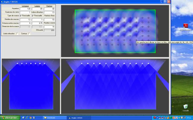 Tuto 2 : construction d'une rampe LED en 3 et 5W 214727ANGLE