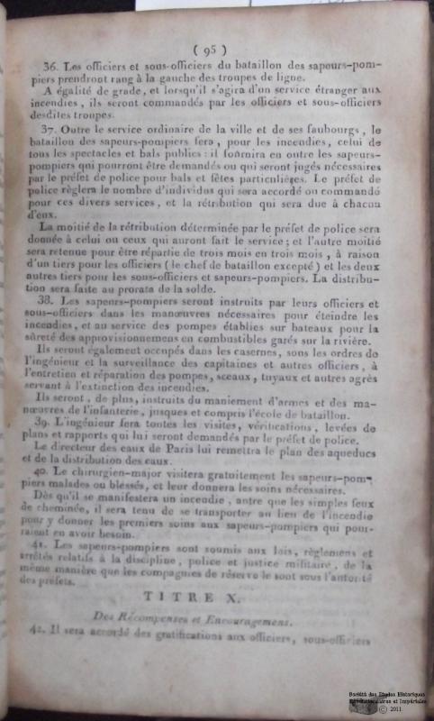 les sapeurs pompiers de Paris : bicentenaire de la création 214762DSCF4687