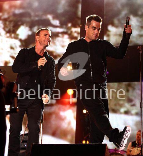 Robbie et Gary au concert Heroes 12-09/2010 21546222291922