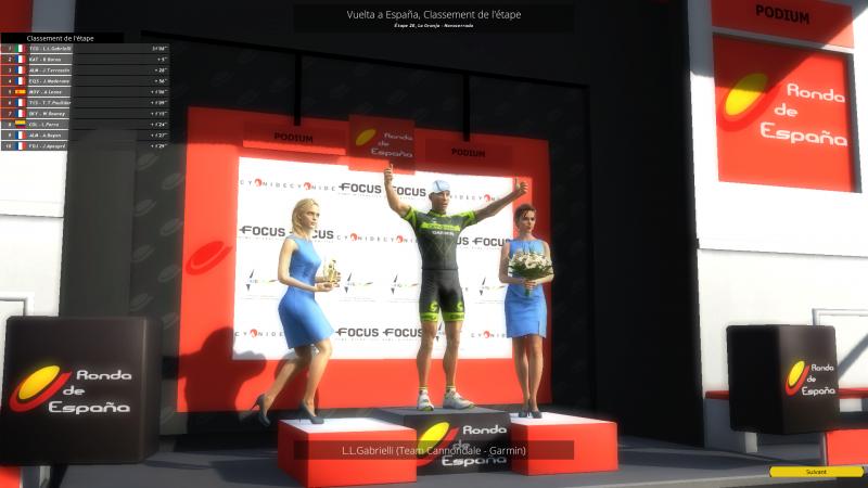 Vuelta - Tour d'Espagne / Saison 2 217465PCM0016