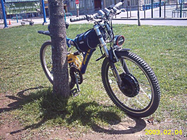 HOOLIGAN..Pas un (( GRAND )) vélo.....MAIS !!! - Page 6 217467426