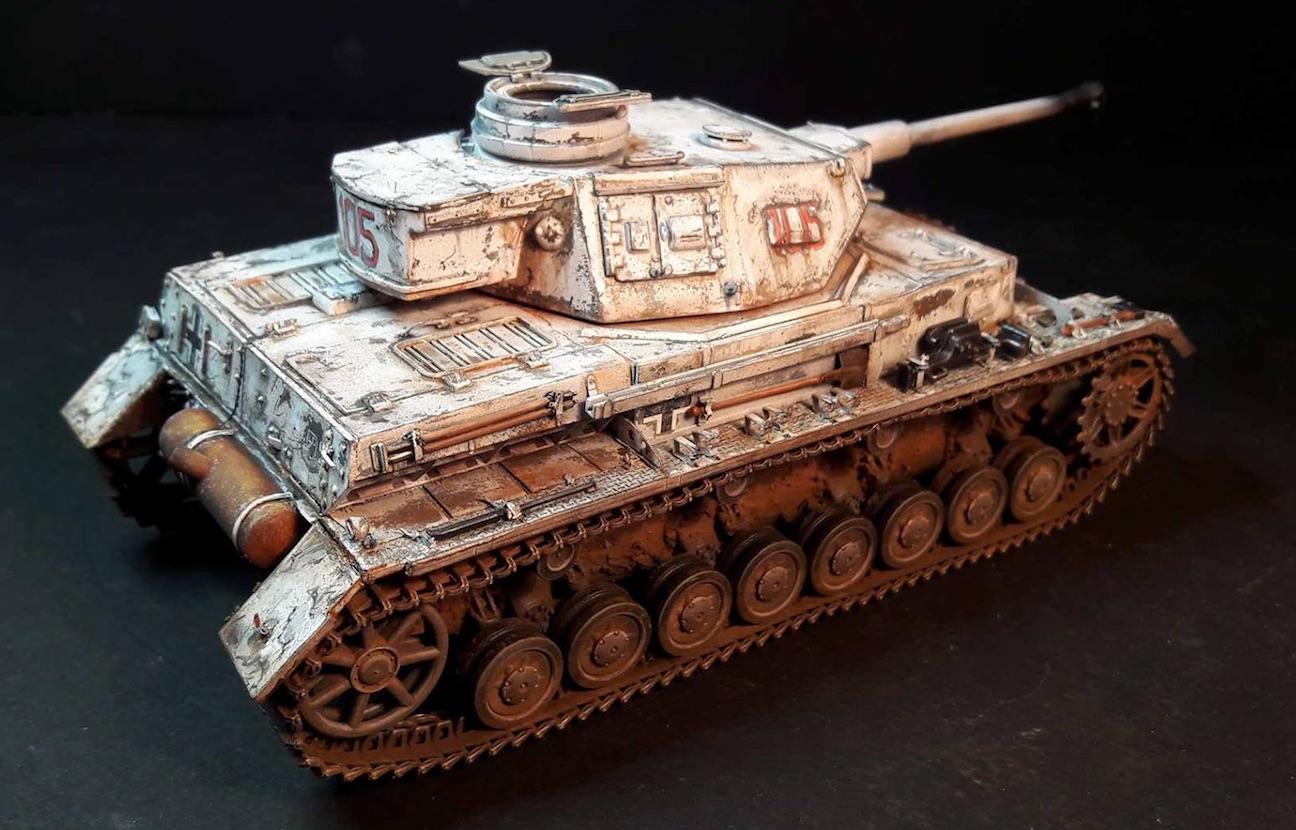 PzKpfw. IV Ausf. F2 - Dragon - Page 3 217709PanzerDone4