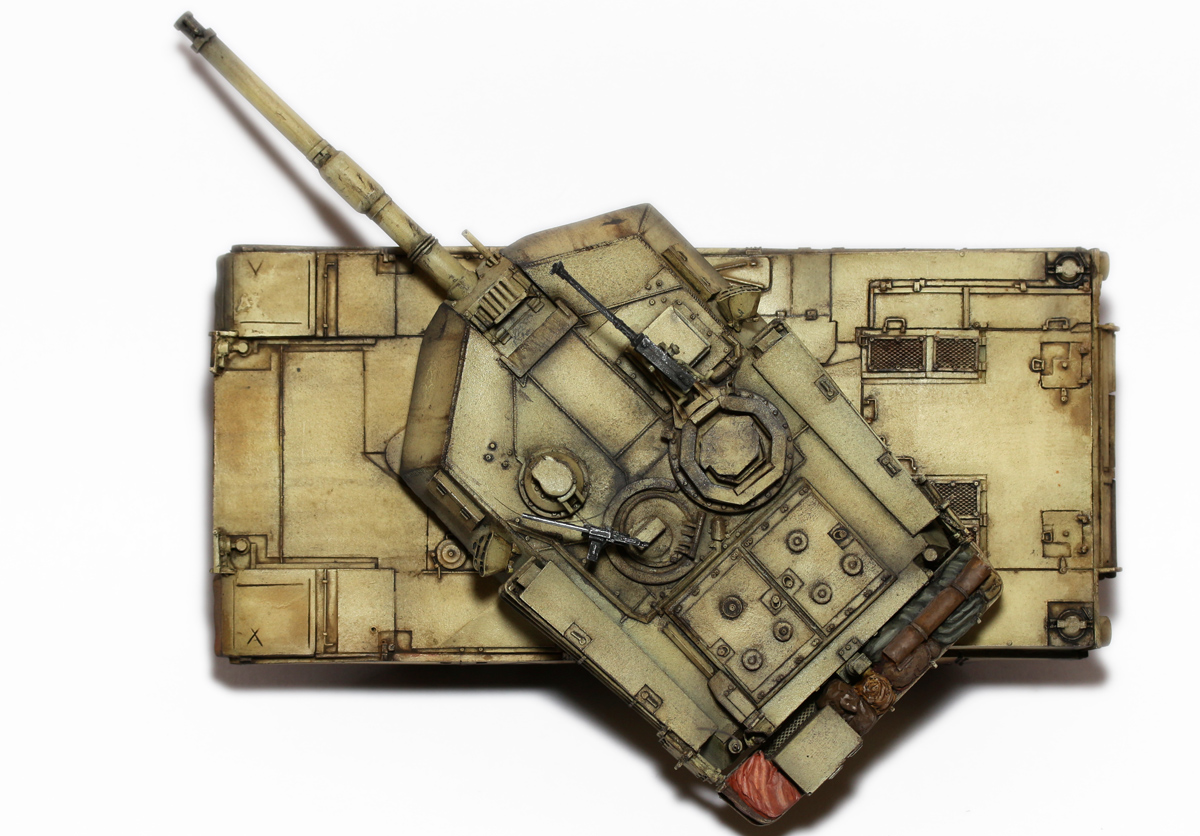 abrams M1A2 gaso-line 1/48 218205abramswb12