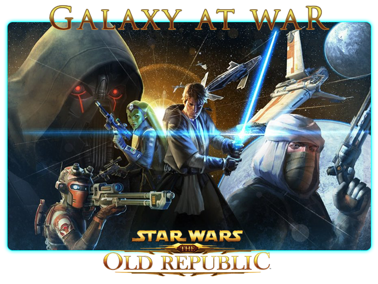 Galaxy at War - SWTOR