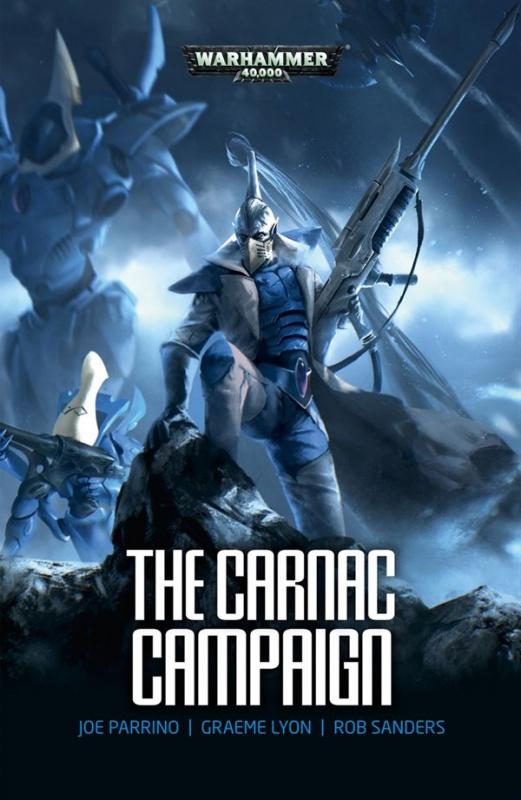 The Carnac Campaign de Joe Parrino, Graeme Lyon et Rob Sanders 218941TheCarnacCampaignThumb