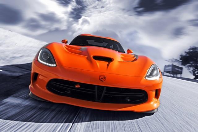 Salon auto de New York 2013 : SRT Viper TA (Time Attack) 219573SRTViperTA4