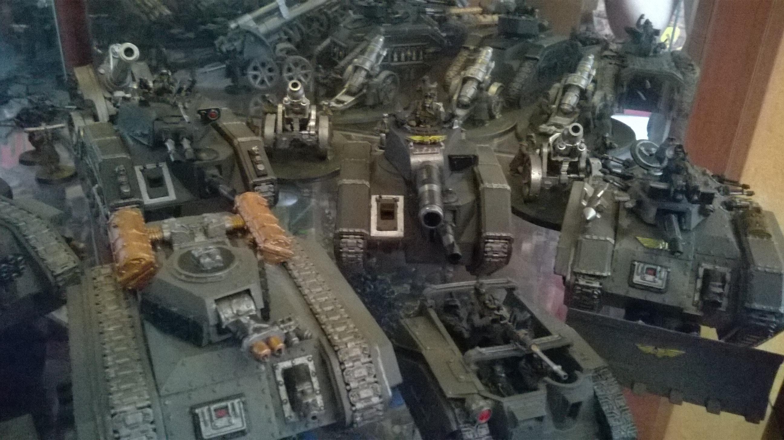Les Armées de Nico. (Battle & 40K) 2208453535