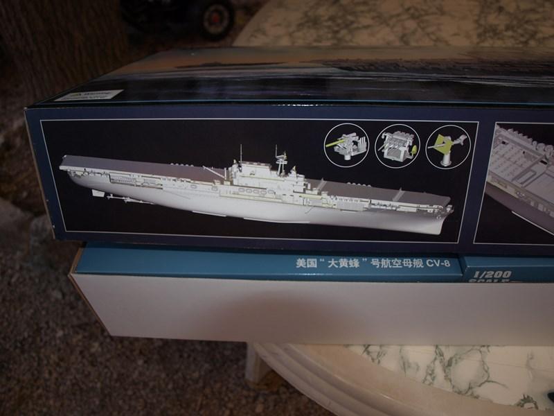 uss hornet - USS Hornet cv8 au 1/200° 221642P9175141Copier