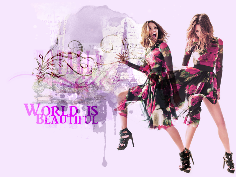 World is Beautiful