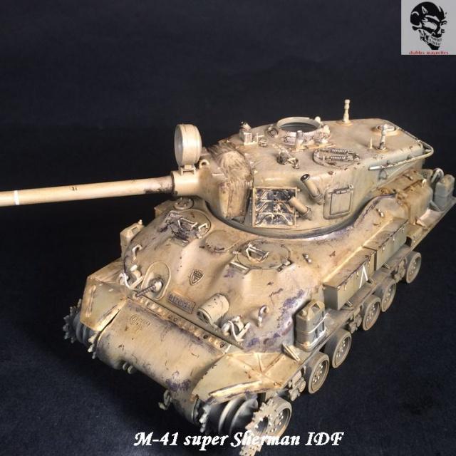 M-51 Super Sherman IDF - Academy 1/35 222279IMG4892