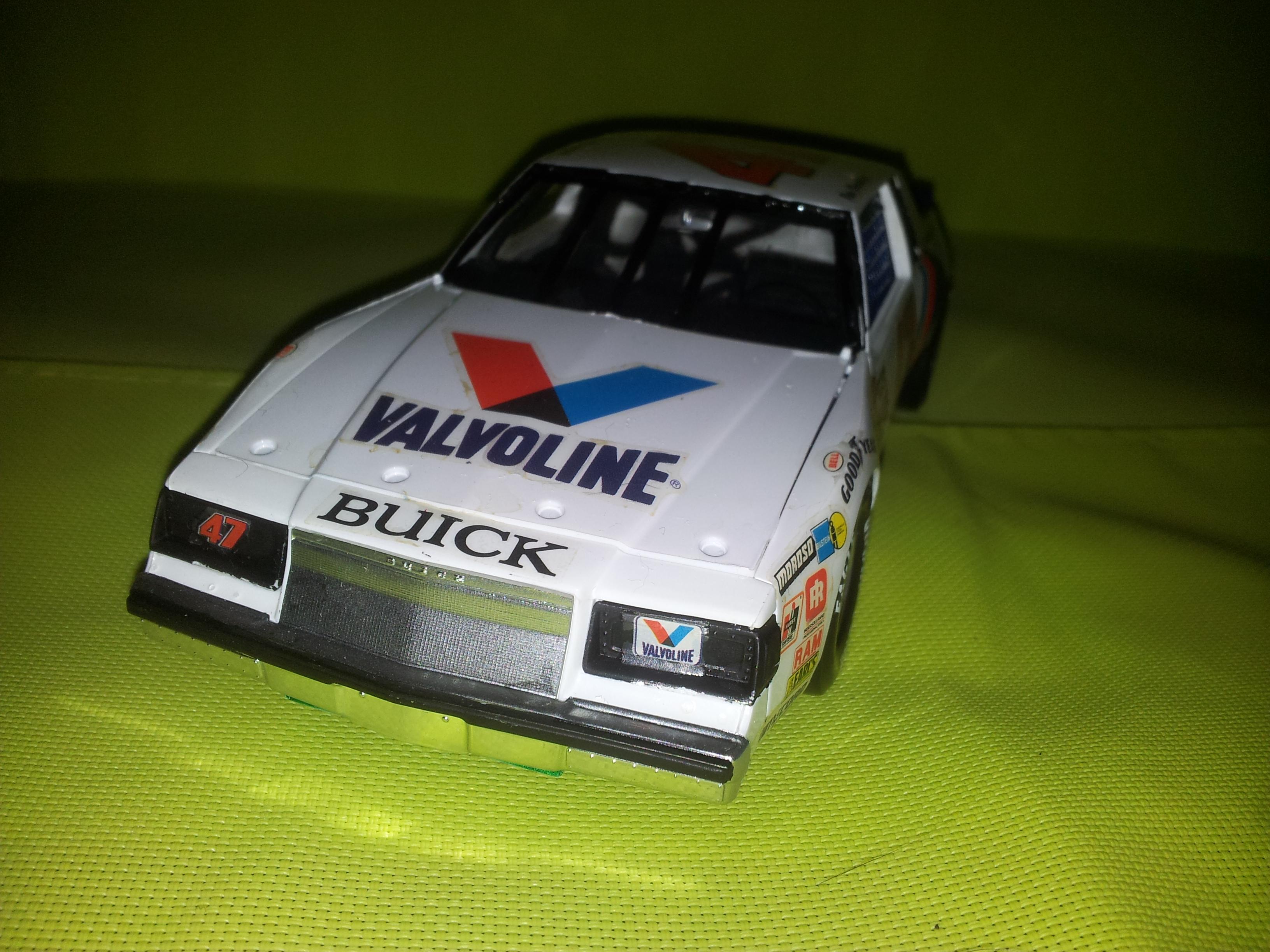 Buick 1981-85 #47 Valvoline Ron Bouchard 22311220141206144645
