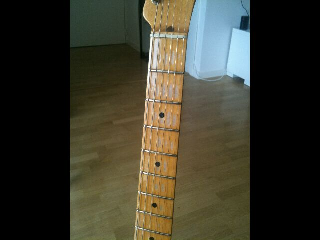"""Fender Custom Shop Telecaster 52 HB Relic """"Time Series"""" 223389Telemancheface"""