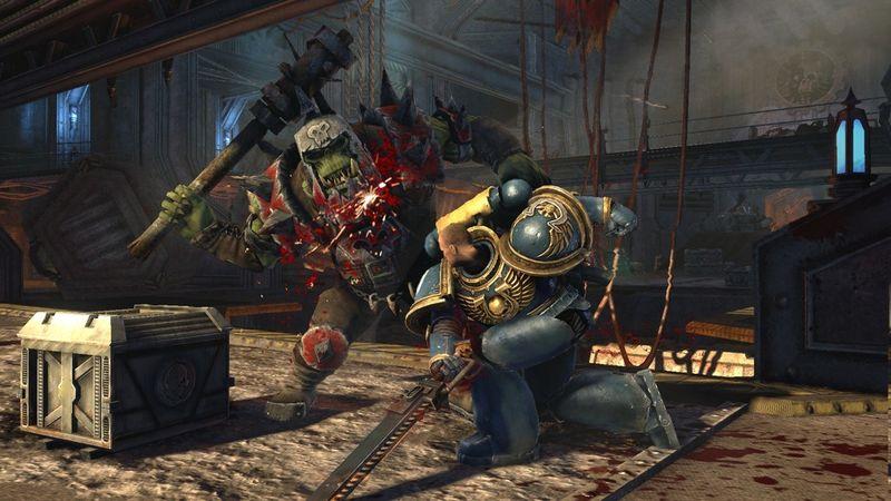 [Jeu vidéo] Warhammer 40.000 : Space Marine 224385SM3