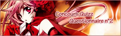 """Mangas Eternels organise sa 4ème édition de la """"Folie des Concours"""", et vous convie a cet événement ! 225332QuizzQuestionnaire"""