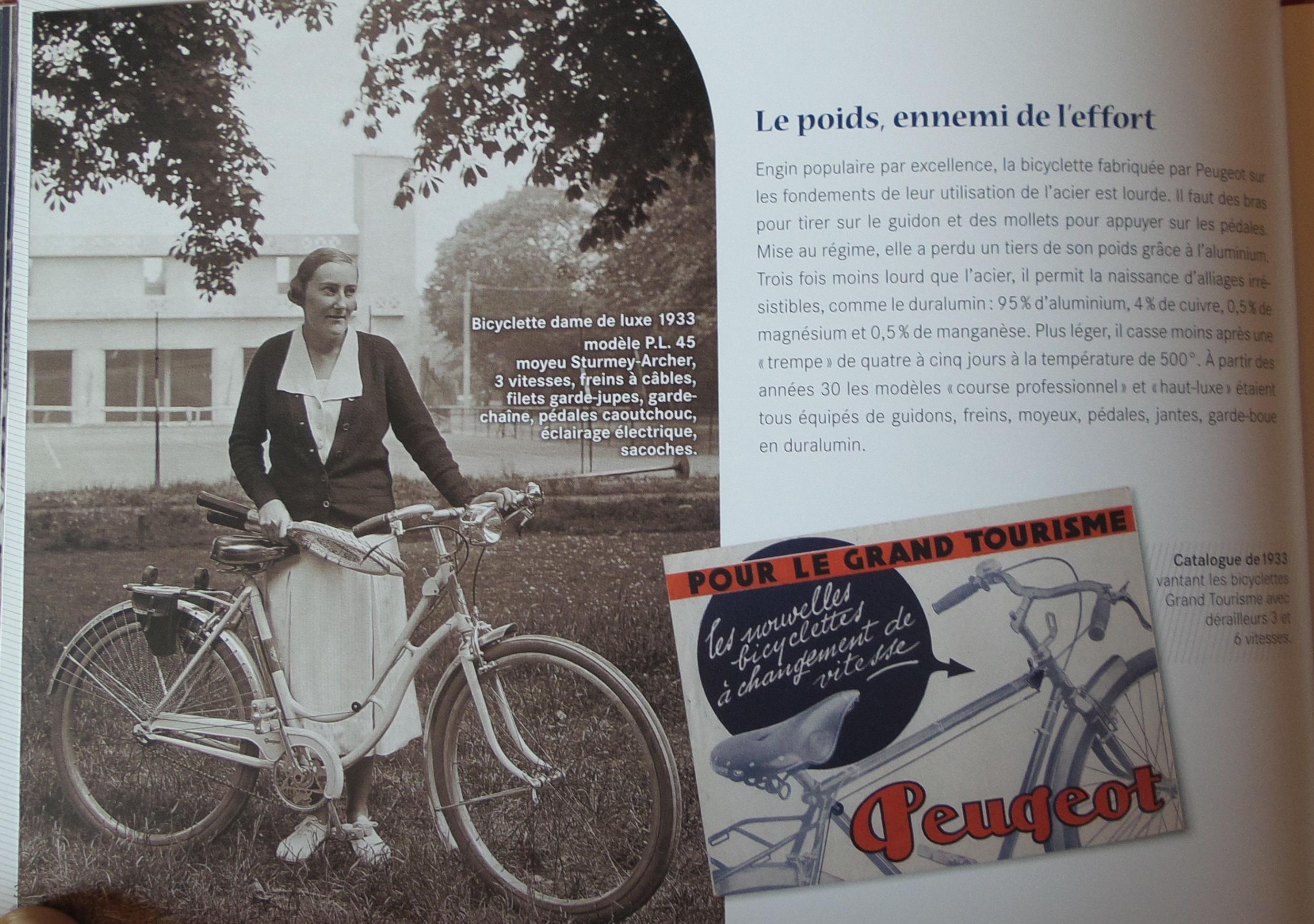 Peugeot femme .....année 40 ... enfin je pense. 22573620150811143619