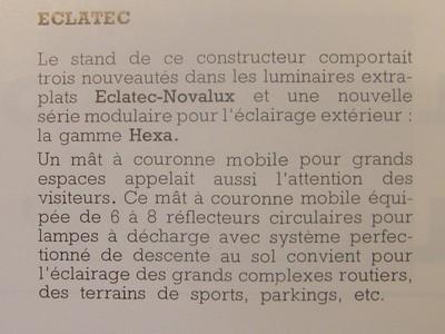 Eclatec (Groupe Eclatec-GHM) 226512Hexa