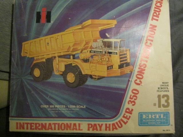 Vends INTERNATIONAL PAY HAULER 350 CONSTRUCTION TRUCK 227171005