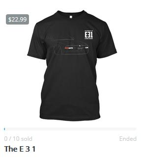 tee shirt série E31 et d'autres  BMW  2272562015121014h0948