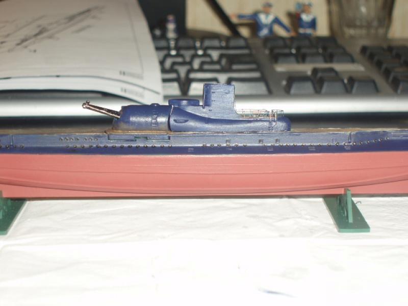 sous-marin SURCOUF 1/400 227589P6150189